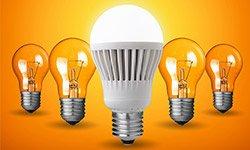 Светодиодное освещение: выбираем экономию и экологичность