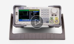 SIGLENT SDG1000X Arbitrary Waveform / Function Generators Series Video Review