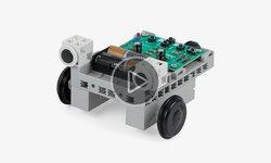 Відеоогляд конструктора ArTeC Програмований робомобіль BT