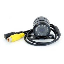 Универсальная автомобильная камера заднего вида с подсветкой GT S619  - Краткое описание
