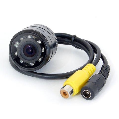 Универсальная автомобильная камера заднего вида GT S626