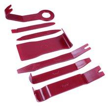 Набор инструментов для снятия обшивки 7 предметов  - Краткое описание