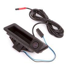 Камера заднего вида в ручку багажника для BMW 5 серии 2013 2015 г.в. - Краткое описание