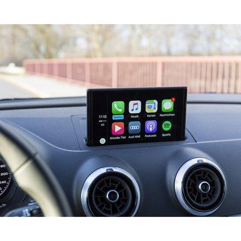 Адаптер с функциями Android Auto и CarPlay для Audi A6 C7  и A7 C7  2010 2015 г.в.