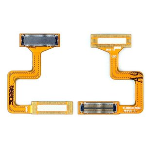 Flat Cable for Samsung S3600 Cell Phone, (for mainboard, with components)