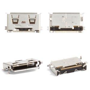 Charge Connector for Samsung F110, F480, F490, F700, G600, I900, J700, J700G, J700i, L170, L760, L760V, L770, L810, M600, U800, U900 Cell Phones