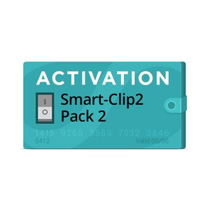 Pack 2 Activation for Smart-Clip2