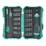Screwdriver with Bit Set Pro'sKit SD-9857M