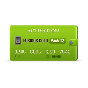 Furious Gold Pack 13