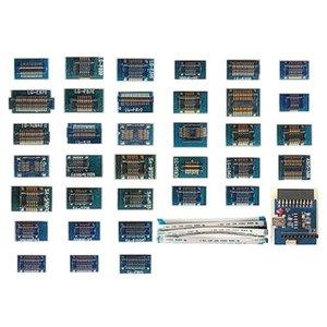 MOORC JPIN JTAG Molex Flex кабель 33-в-1 для Samsung, LG