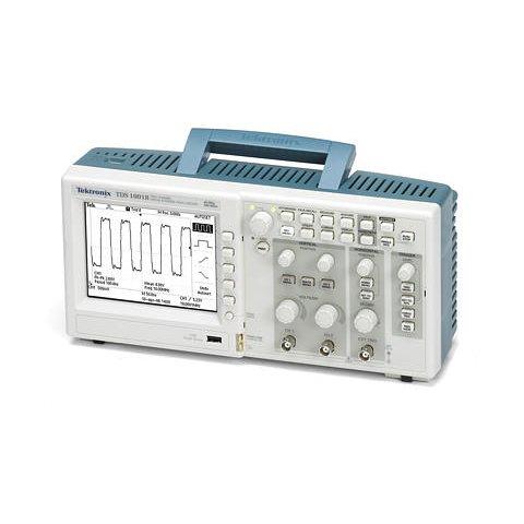 Цифровой осциллограф Tektronix TDS1002B