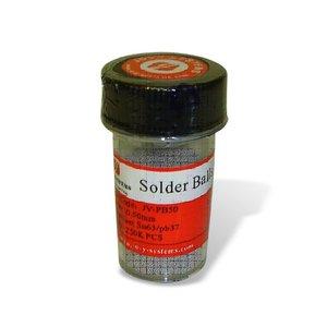 Припой-шарики (0,5 мм) JOVY SYSTEMS JV-PB50