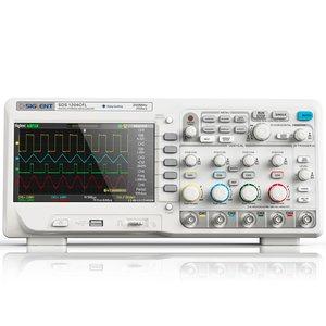 Цифровой осциллограф SIGLENT SDS1204CFL