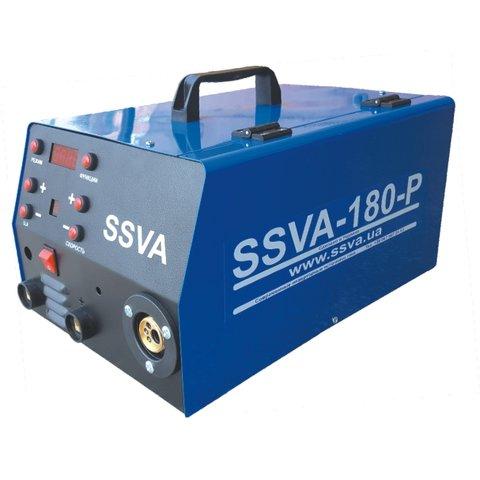 Зварювальний інвертор SSVA 180 P з пальником