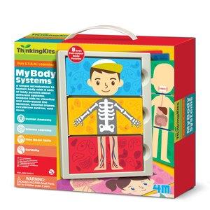 STEAM-набір 4М Моє тіло
