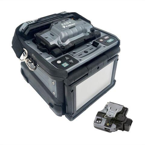 Зварювальний апарат для оптоволокна Fujikura 88S сколювач CT 50