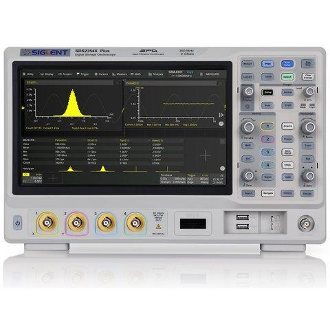 Розширення смуги пропускання ключ активації  SIGLENT SDS2000XP 2BW03