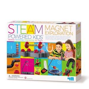 STEAM-набір 4М Магнітні пригоди 00-05535