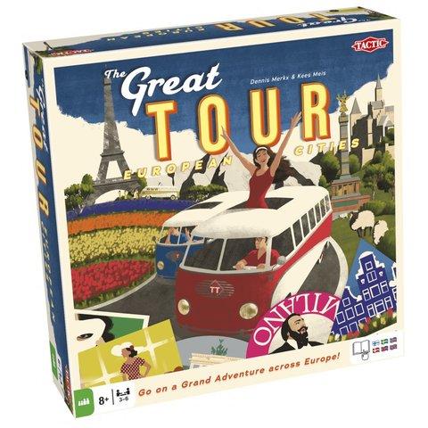 Настольная игра Tactic Чудесное путешествие (мульти)