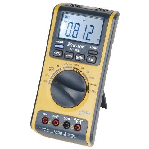 Digital Multimeter Pro'sKit MT 1620