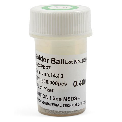 BGA Balls ACHI (0 4 mm)